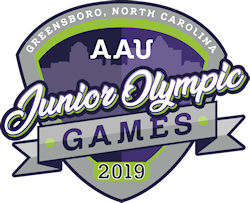 2019 Junior olympics TINY